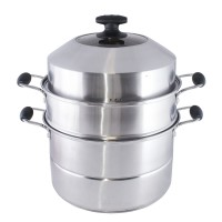 Andalan Steamer Pot - 3 susun