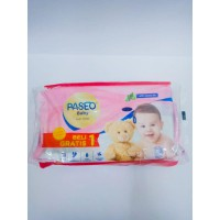 Tissue Paseo Basah JOJOBA OIL - Baby WIPES BUY 1 GET 1 FREE
