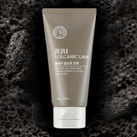 Jeju Volcanic Lava Clay Peel Off Nose Pack