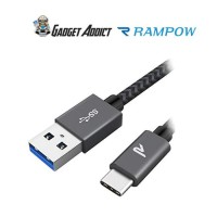 Rampow USB C to USB 3.0 Cable