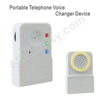 harga [globalbuy] Portable Telephone Voice Changer Device + Free Shipping/2763290 elevenia.co.id