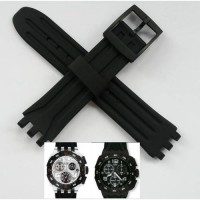 [globalbuy] Replacement watchstrap for Swatch SUIB400 & SUIK400 18MM/2867804