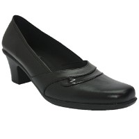 Dr. Kevin Women Dress & Bussiness Formal Shoes 531-005 - Black