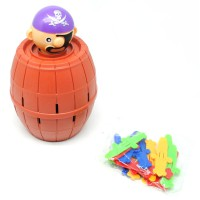 Pirate Roulette Lucky Barrel Running Man Game