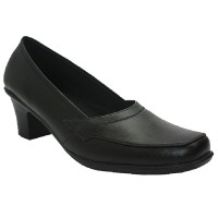 Dr. Kevin Women Dress & Bussiness Formal Shoes 531-006 - Black