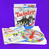Twister Body Games