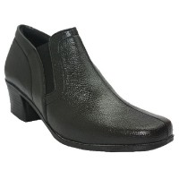 Dr. Kevin Women Formal Boots 531-007 - Black