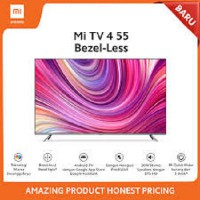 Xiaomi 28085 Mi Smart TV [Dual UI/ Patchwall OS/ Android 9.0/ Netflix/ Bluetooth/ 4 55 Inch/ 4K UHD