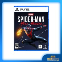 PS5 Marvel Spiderman / Spider-Man Miles Morales Game