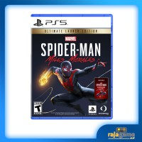 PS5 Marvel Spiderman / Spider-Man Miles Morales Ultimate Edition Game