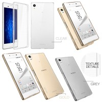Sony Xperia Z5 - Z5 Dual Lenuo Lotto Series Soft Case Casing Cover