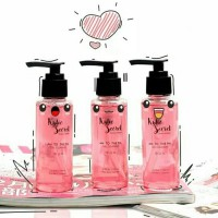 rose berry facial cleanser by kylie secret