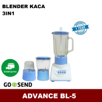 BLENDER KACA ADVANCE BL-5 / 3IN1