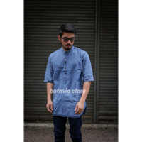 kurta denim SKU-21