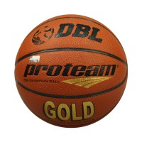 Proteam Bola Basket Gold Size 7