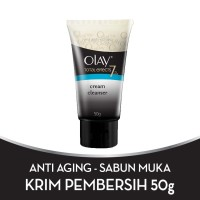 Olay Total Effects 7in1 Cream Cleanser 50gr