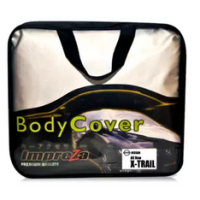 Impreza Body Cover Mobil All New X trail - Abu abu