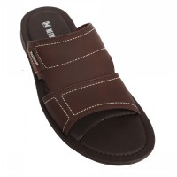 Neckermann Sandal Pria Lincoln 713 Dark Brown