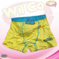 SM610 | CD BOXER ANAK COWOK AGREE BOYS | BOXER ANAK ART A 503