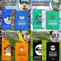 Animal Mask SNP/ Masker Animal SNP/Animal Facial Mask