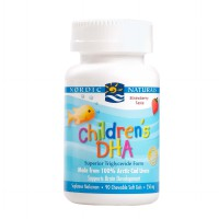 NORDIC CHILDREN'S DHA SOFTGELS