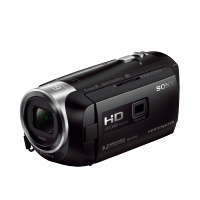 Sony HDR-PJ410 Handycam HD with Built-in Projector - 9.2 MP - Hitam