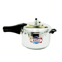Airlux Panci Presto Stainless Steel High Pressure Cooker Capacity 8liter PC7308