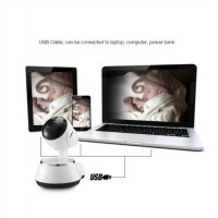 Ip Camera CCTV Mini Wifi p2p Wireless Security Infrared Night - Q6
