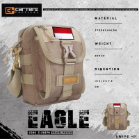 Travel Pouch Cartenz Tactical Eagle - C1 20379