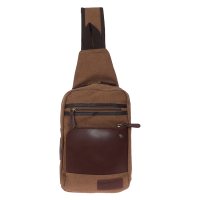 Chest Bag Polo Classic 16-105-39 Coffee
