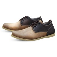 D-Island Shoes Casual Lacoste Leather Brown