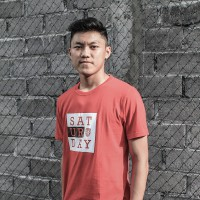 RED Saturday BU Day Tshirt