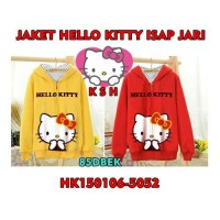 JAKET HELLO KITTY ISAP JARI