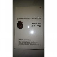 Novel metropop Prescribed bt ika natassa Antologi rasa 339 mg