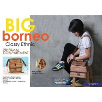 New Cooler Bag Gabag / Tas Gabag Big Ethnic Borneo