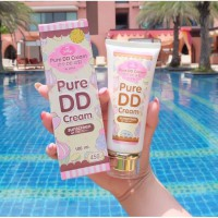 Jellys Pure DD Cream Sunscreen SPF100 Original Thailand BPOM  SJ0023
