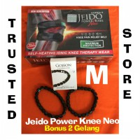 Promo - Jeido Power Knee Neo Asli Size M
