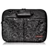 Ultimate Laptop Bag Double Pro Leaf 11.6' - Hitam