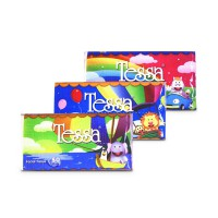 Tissue Travel Pack Tessa 50's 2 Ply - Isi 10 pcs