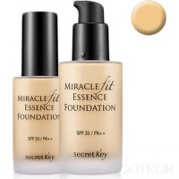 [Secret Key] Miracle Fit Essence Foundation