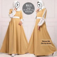Moeza Dress Cream