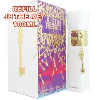Parfum REFILL Justin Beiber The Key 100ml