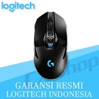 Logitech G903 Lightspeed Wireless Gaming Mouse - Garansi Resmi