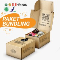 [PAKET BUNDLING] Exotico Green Coffee + Beauty Choco
