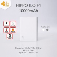 Hippo Power Bank ILO F1 10000 mAh