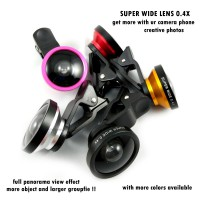 Superwide lensa universal