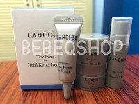 (Laneige) Time freeze trial kit (4 items)