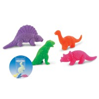 [15 PCS] Growing Zoo Animal Water Expandable Toys