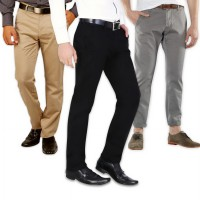 [LIMITED STOCK] Celana Chino Formal Stretch Big Size | size : 35-38 | 4 Warna