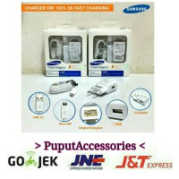 Charger Ori SAMSUNG 2 Ampere / Tc Micro Usb (FAST CHARGING)